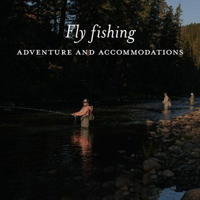 Fly Fishing Package