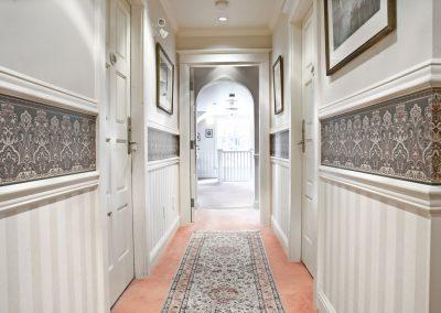 rowenas-hallway